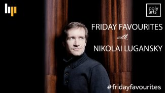 Friday Favourites: Nikolai Lugansky