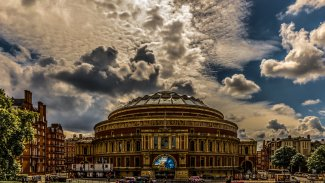 Royal Albert Hall @pexels