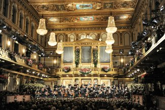 Vienna Philharmonic Orchestra ©Terry Linke