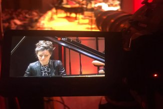 BBC Proms Japan: Yulianna recording