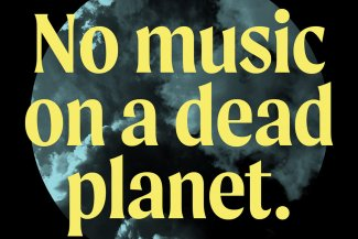 No music on a dead planet