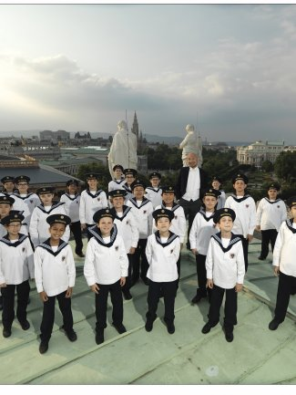 Vienna Boys' Choir present 'Travelling with Haydn' at the Ghent Festival of Flanders