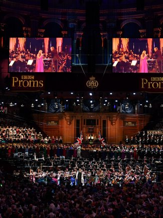 Last Night of the Proms 2018 (c)BBC-Chris Christodoulou