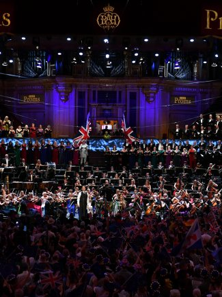 Last Night of the Proms 2018 Last Night of the Proms 2018 (c)BBC-Chris Christodoulou