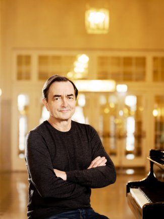 Pierre-Laurent Aimard © Julia Wesely