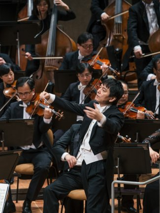 Lan Shui with SSO in Berlin Philharmonie