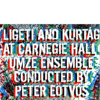 Ligeti and Kurtág at Carnegie Hall - Peter Eötvös