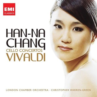Warren-Green - Cello Concertos: Han-na Chang & LC