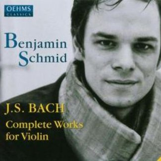 Bach: Complete Violin Works