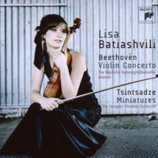 Lisa Batiashvili | HarrisonParrott