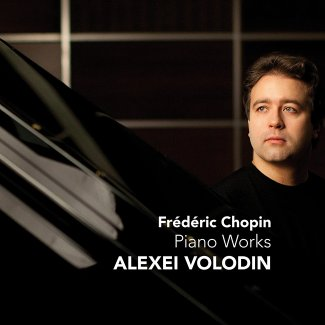 Piano works Alexei Volodin
