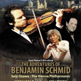 Tony Palmer: The Adventures of Benjamin Schmid