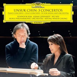 UNSUK CHIN Three Concertos