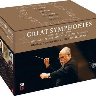 David Zinman - Great Symphonies.