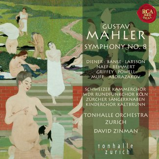 David Zinman - Mahler 8