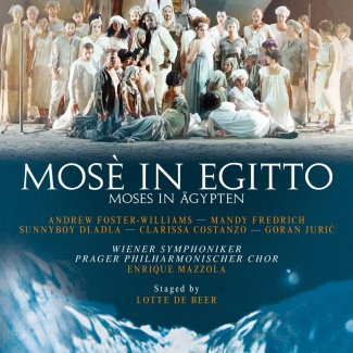 Rossini Mose In Egitto Andrew Foster-Williams