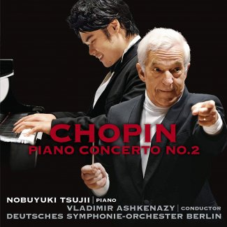 Nobuyuki Tsujii playing Chopin Piano Concerto No.2 with Vladimir Ashkenazy and Deutsches Symphonie-Orchester Berlin