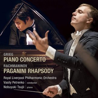 Nobuyuki Tsujii with RLPO conducted by Vasily Petrenko