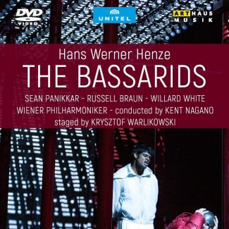 Hans Werner Henze: The Bassarids