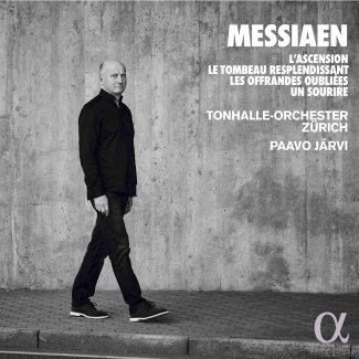 Olivier Messiaen - first CD release