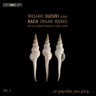 Bach - Organ Works Vol. 2