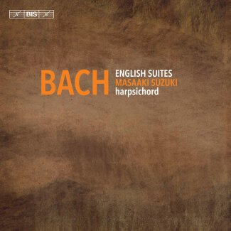 Bach - English Suites (B2)