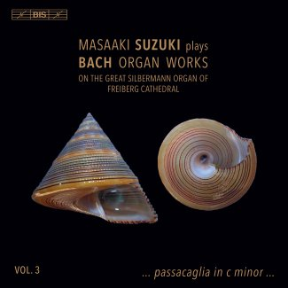Organ works Vol 3