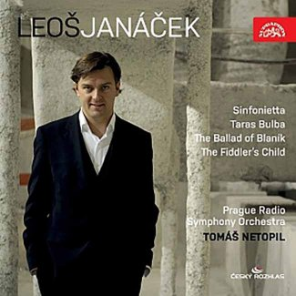 Janáček: Sinfonietta, Taras Bulba, The Ballad of Blaník, The Fiddler's Child