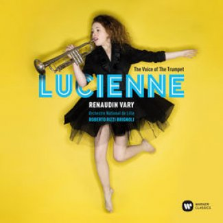 Lucienne Renaudin Vary 'Voice of the Trumpet'